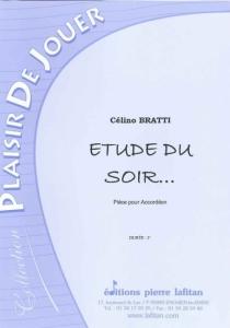 PARTITION ETUDE DU SOIR