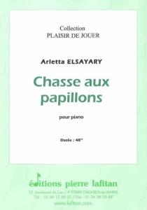 PARTITION CHASSE AUX PAPILLONS