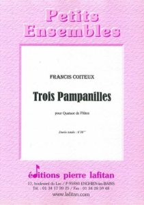 OEUVRE TROIS PAMPANILLES