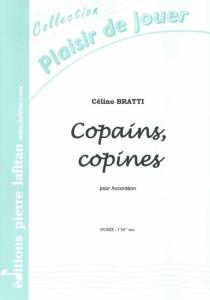 PARTITION COPAINS, COPINES