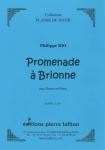 PARTITION PROMENADE A BRIONNE (BASSON)