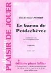 PARTITION LE BARON DE PETDECHEVRE