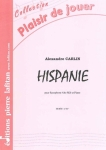 PARTITION HISPANIE (SAX ALTO)