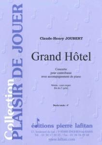 PARTITION GRAND HÔTEL