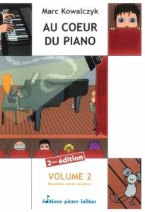 RECUEIL AU COEUR DU PIANO, VOLUME 2
