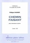PARTITION CHEMIN FAISANT