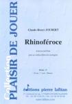 PARTITION RHINOFÉROCE