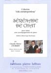 PARTITION SÉRÉNADE DE CHAT