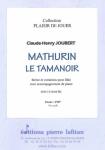 PARTITION MATHURIN LE TAMANOIR