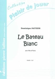 PARTITION LE BATEAU BLANC