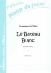 PARTITION LE BATEAU BLANC (ALTO)
