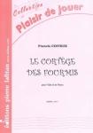 PARTITION LE CORTÈGE DES FOURMIS (FLÛTE)