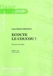 PARTITION ECOUTE LE COUCOU !