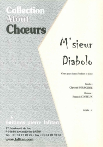 PARTITION M´SIEUR DIABOLO
