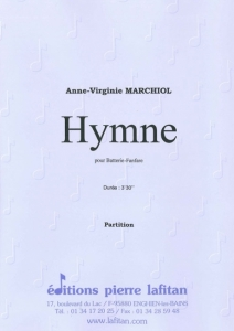 PARTITION HYMNE