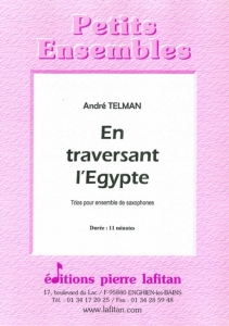 PARTITION EN TRAVERSANT L´EGYPTE