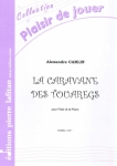 PARTITION LA CARAVANE DES TOUAREGS (FLÛTE)