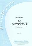 PARTITION LE PETIT CHAT (FLÛTE)