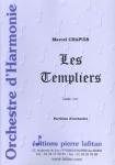 ŒUVRE LES TEMPLIERS (EXEMPLAIRE HARMONIE)