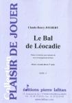 PARTITION LE BAL DE LÉOCADIE