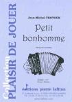 PARTITION PETIT BONHOMME