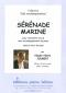 PARTITION SÉRÉNADE MARINE