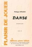 PARTITION DANSE (BASSON)