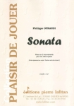 PARTITION SONATA (COR MIB)