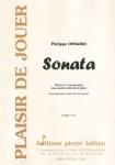 PARTITION SONATA