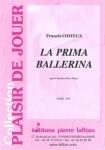 PARTITION LA PRIMA BALLERINA