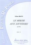 PARTITION LE MIROIR AUX SOUVENIRS