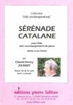 PARTITION SÉRÉNADE CATALANE