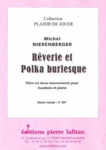 PARTITION RÊVERIE ET POLKA BURLESQUE