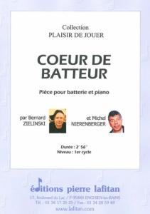 PARTITION COEUR DE BATTEUR
