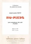 PARTITION NU-PIEDS