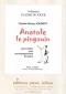 PARTITION ANATOLE LE PINGOUIN