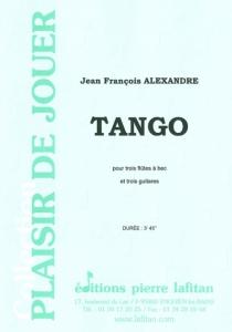 PARTITION TANGO (SEXTUOR)