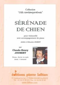 PARTITION SÉRÉNADE DE CHIEN