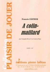 PARTITION A COLIN-MAILLARD