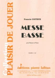 PARTITION MESSE BASSE