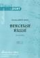 PARTITION BERCEUSE RUSSE (ALTO)