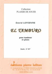 PARTITION EL TAMBURO