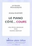 RECUEIL LE PIANO CÔTÉ... COURS