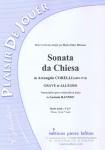 PARTITION SONATA DA CHIESA