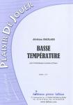 PARTITION BASSE TEMPÉRATURE (CONTREBASSE)