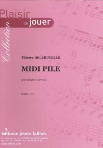 PARTITION MIDI PILE
