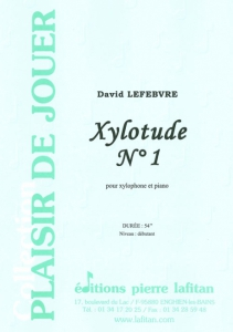 PARTITION XYLOTUDE N° 1