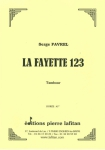 PARTITION LA FAYETTE 123