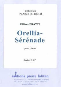 PARTITION ORELLIA-SÉRÉNADE