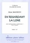 PARTITION EN REGARDANT LA LUNE (SAXHORN BASSE)